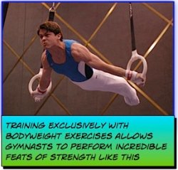 bodyweight exercises for strenth