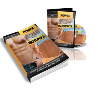 Power Isotonic Book/DVD