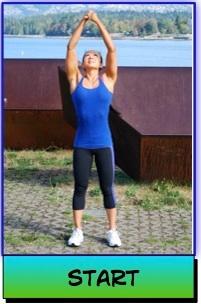 isometrics exercise finish