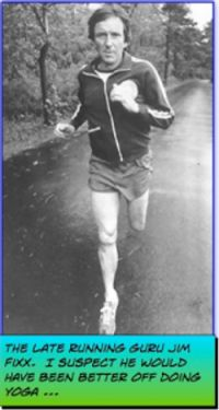 The late running guru, Jim Fixx