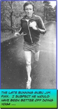 The late running guru, Jim Fixx