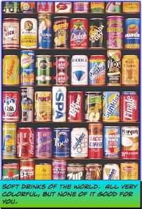 soft drinks health